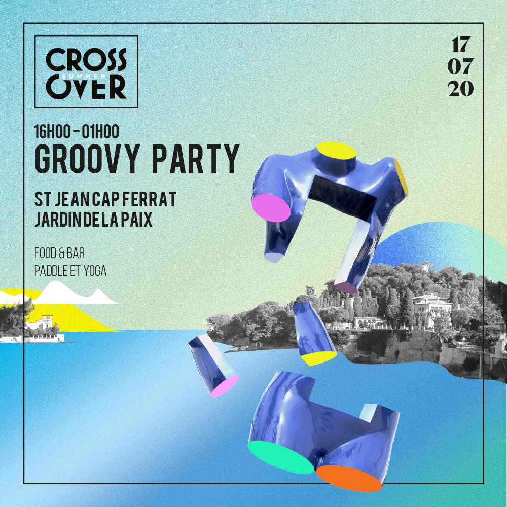Crossover Summer - St Jean Cap Ferrat